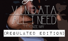 Vindata featuring Kenzie May – Regardez le clip de « All I Really Need »