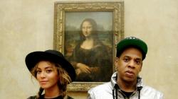 Beyoncé & Jay-Z – Regardez les photos de leur visite privée au Louvre avec Blue Ivy