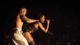 FKa Twigs – Sexy sur la scène du Roundhouse de Londres (Photos)