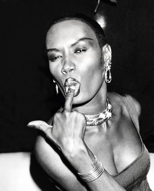Grace Jones IGGY Magazine