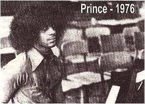 Prince first interview