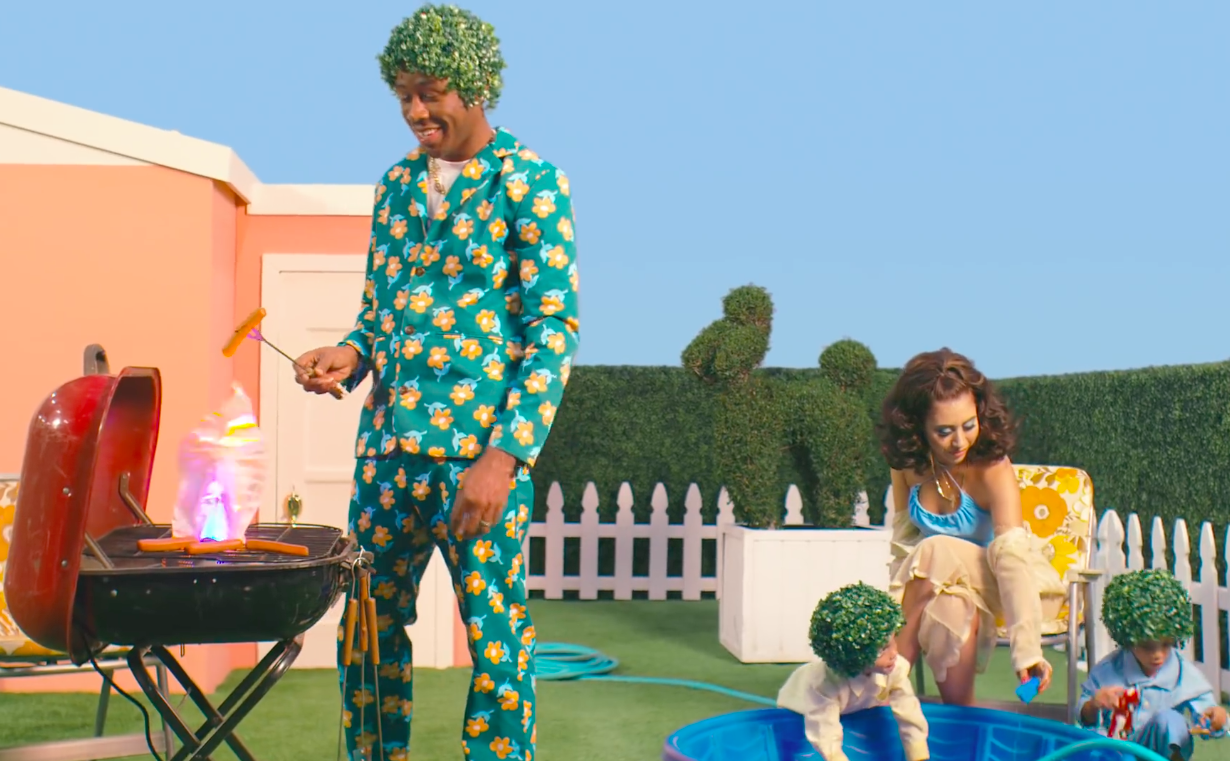 Kali-Uchis-Tyler-the-creator-bootsy-collins-after-the-storm-music-video-3