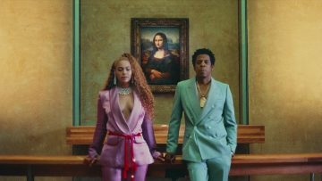 APES**T – The Carter (Jay-z & Beyonce)