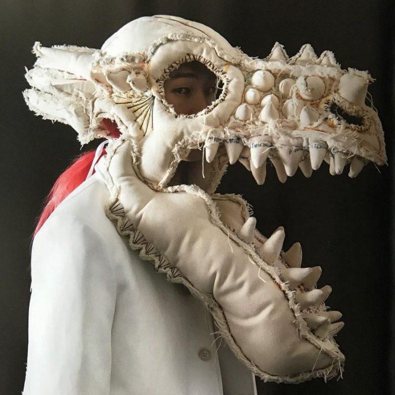 Shimoda Masakatsu un mec qui aime les dinosaures dans notre ROOM 51