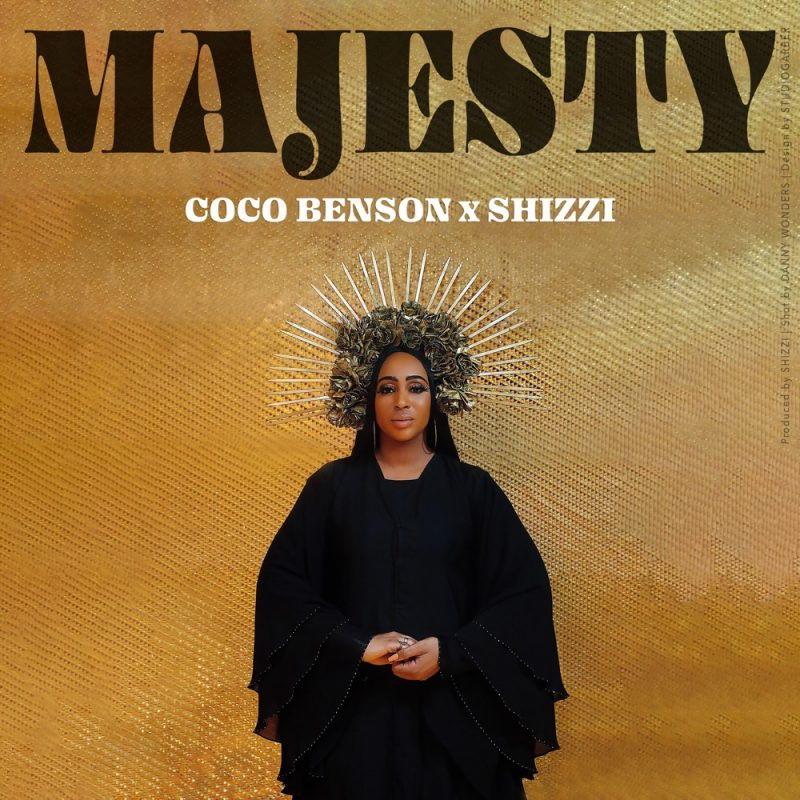 Black «Majesty» afrobeat avec Coco Benson