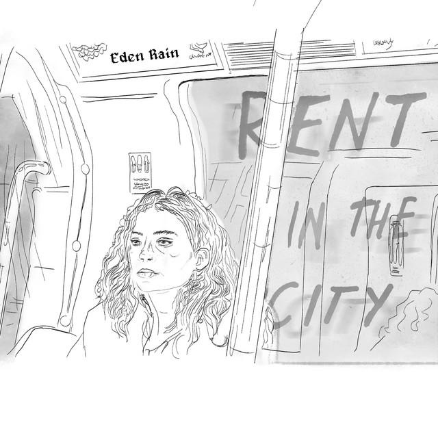 La journée «Rent in the city» de l'américaine Eden Rain.
