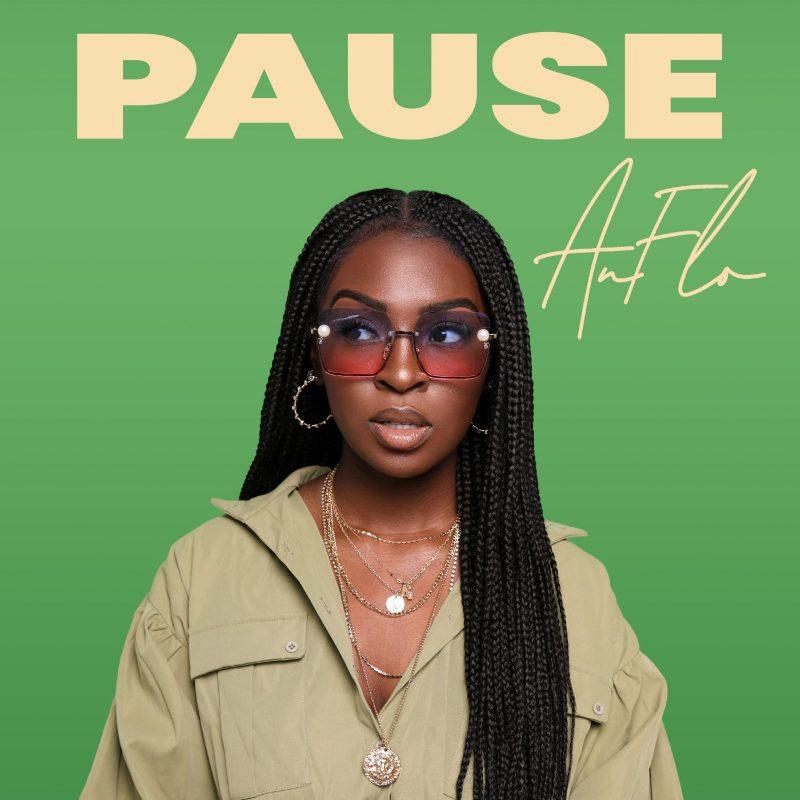 Le temps d'une «Pause» Indie RnB avec la chanteuse anglaise Anflo