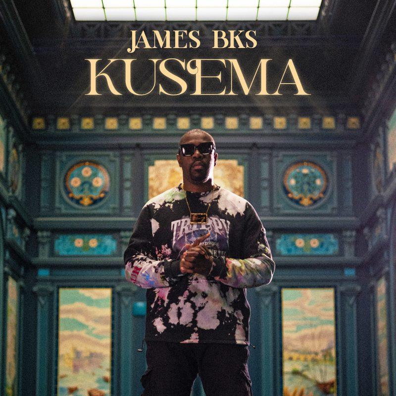 Afrobeat hiphop avec James BKS, fils de Manu Dibango et son titre «Kusema»