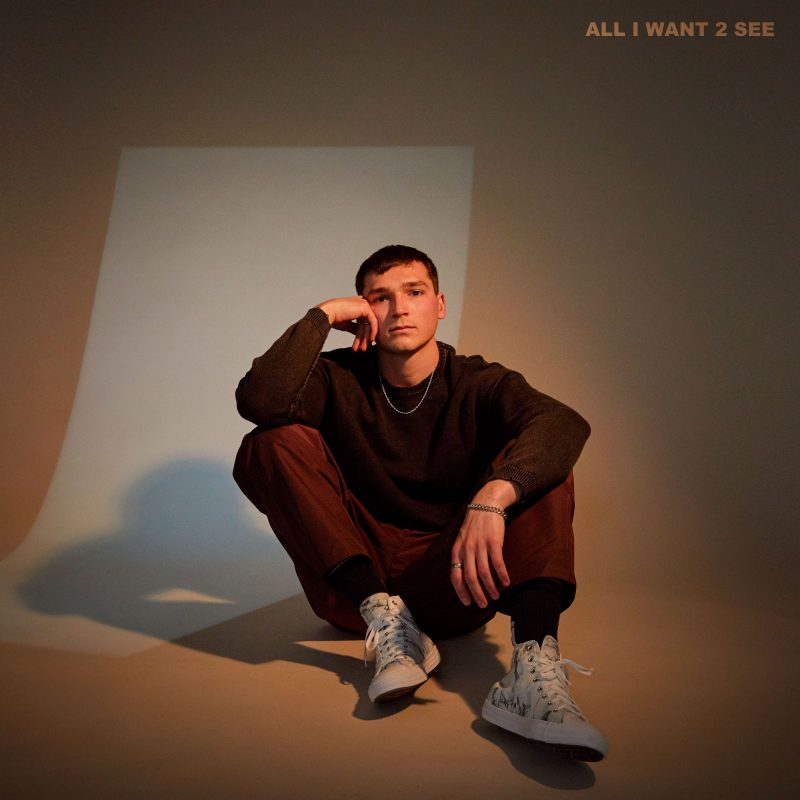 Le British Arin propose un électro pop chill dans «All i want to see»