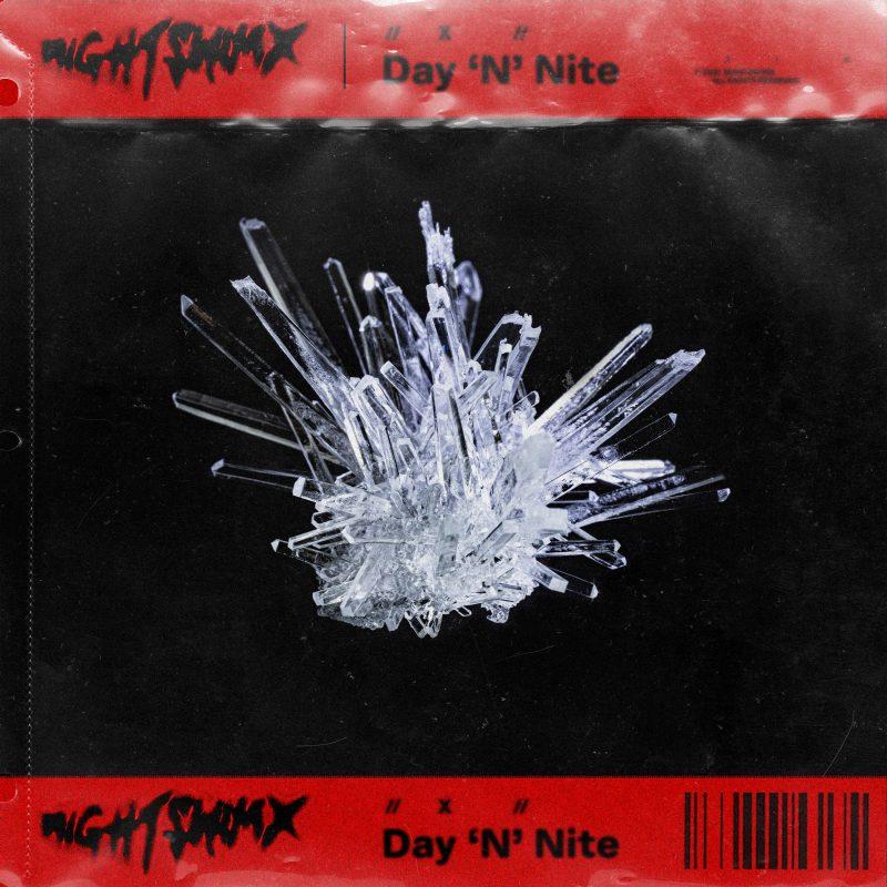 La cover   «Day'n'Nite» électro-pop  de NightswimX