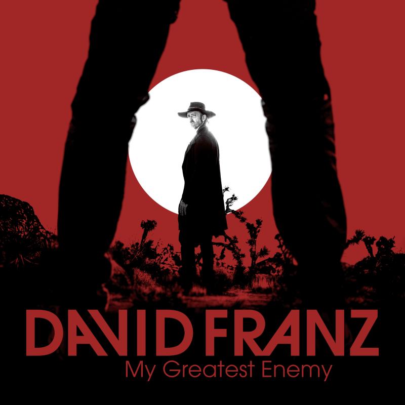 Place au Rock Psychédélique avec David Franz sur «My Greatest enemy»