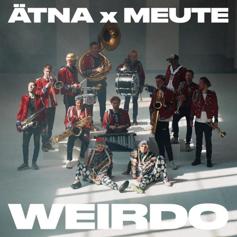 Nouveau clip très «Weirdo» avec les allemands ÄTNA et MEUTE