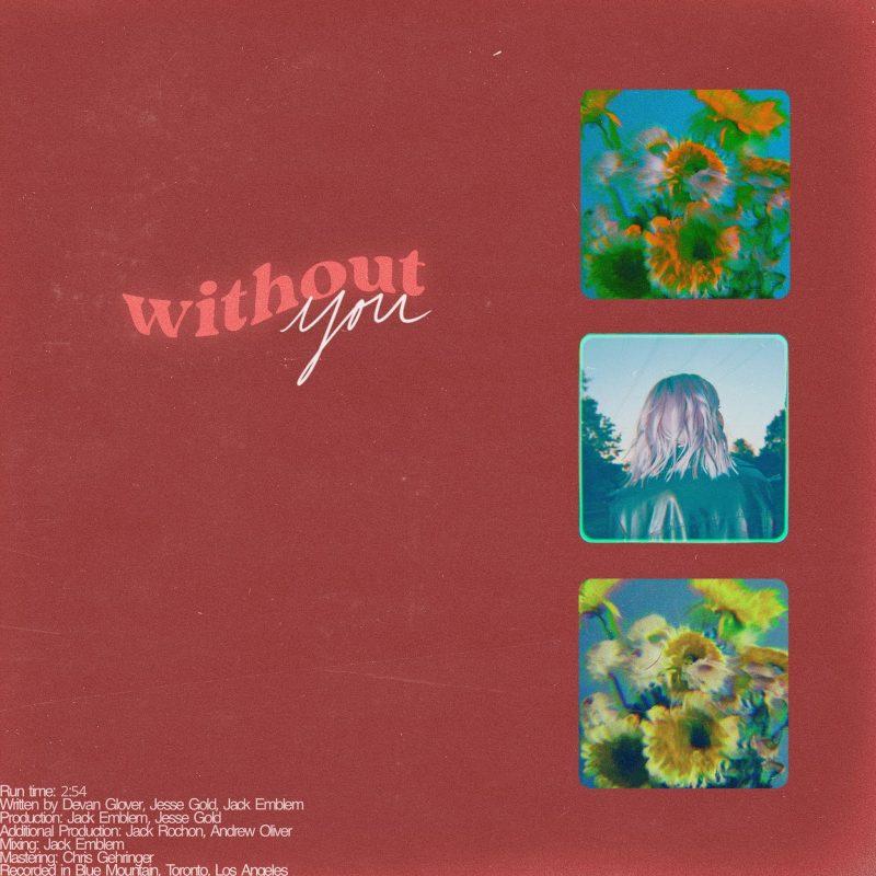 Place à l'Électro-Pop de la canadienne Devan et le titre «Without You»
