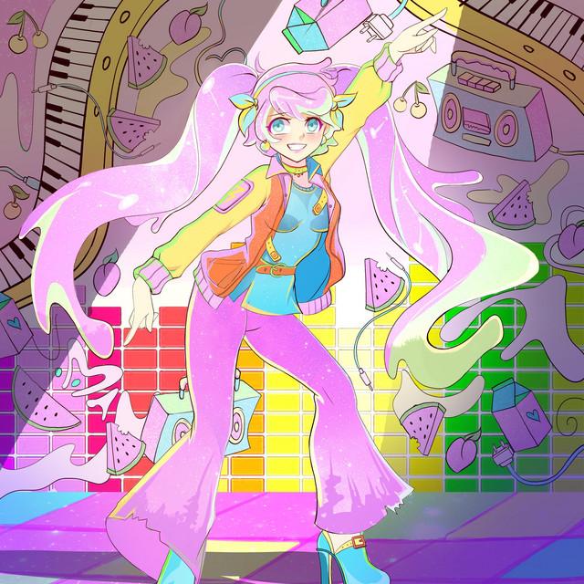 Découvrez l'univers Manga Disco Funk de Waifuture et «Full Color»