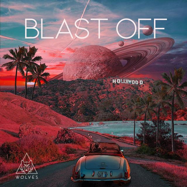 Cap sur L.A avec le nouveau clip Hip Hop de Wolves commencez «Blast off»