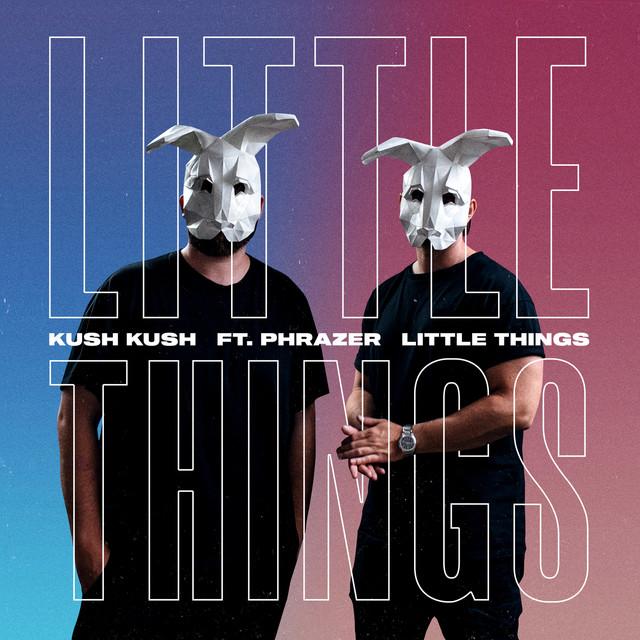 Collaboration canadienne et allemande électronique sur «Little things» de Kush Kush et Phrazer