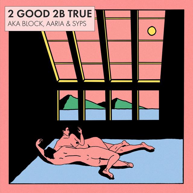 Collaboration internationale sur le très sexy RnB Contemporain «2 Good 2B True»
