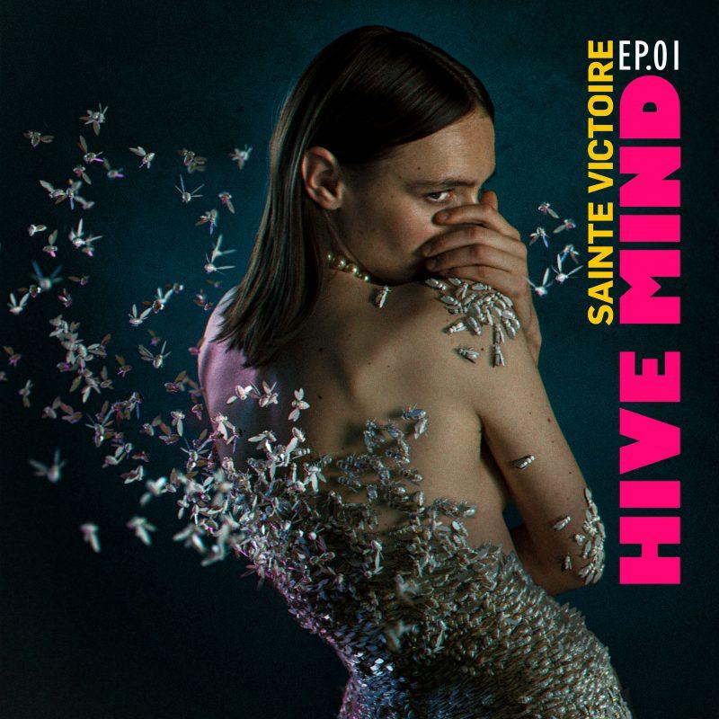 Coup de cloche avec  Sainte Victoire et son nouveau titre Électro-pop «Hive Mind»