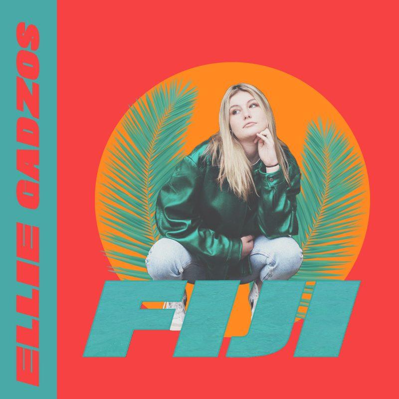 L'heure d'une Électro-Pop Chill avec Ellie Gadzos et la délicieuse chanson nommée «Fiji»