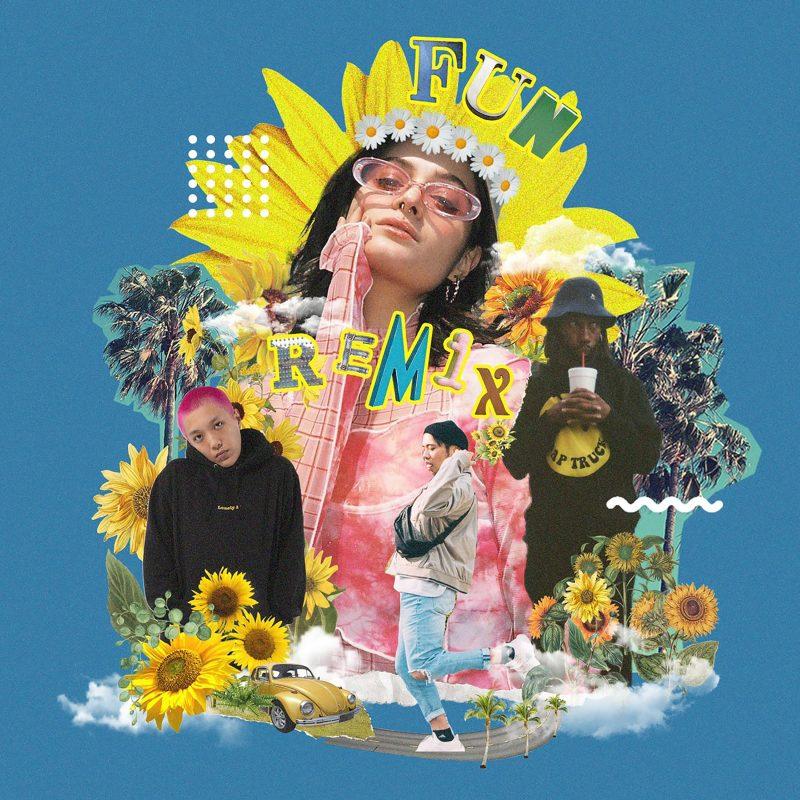 Laura Ribeiro et Zuma nous offre un Remix de la chanson «Fun» avec deux autres artites de talent