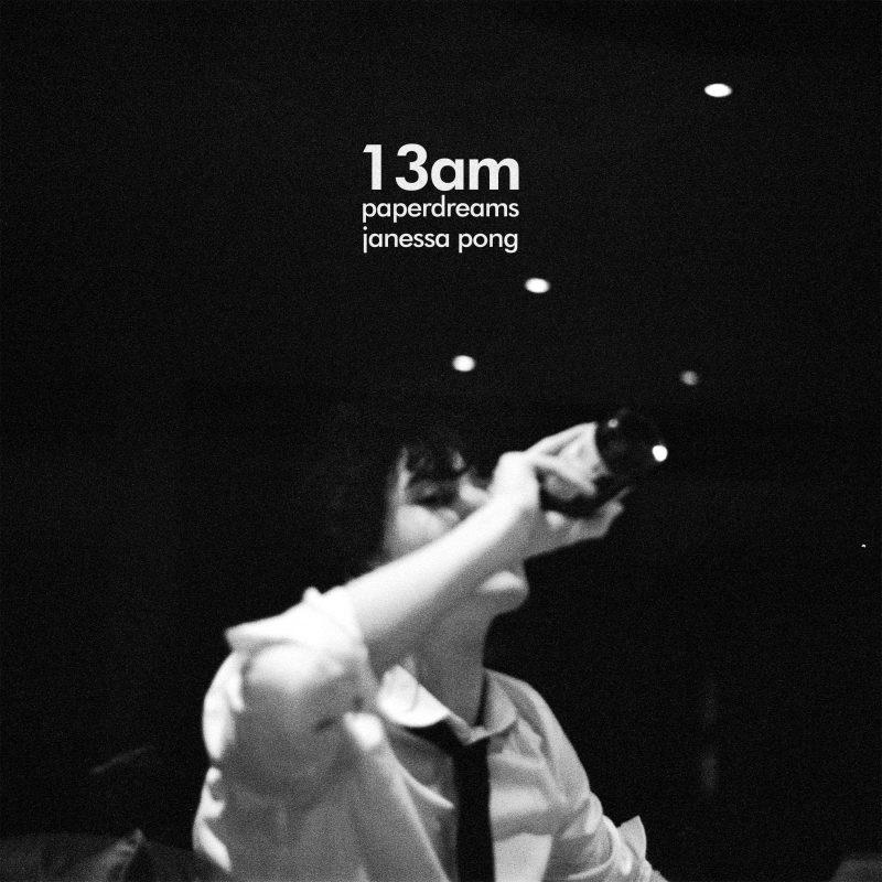 L'heure de partir à Hong Kong avec Paperdreams et Janessa Pong pour le titre  «13am»