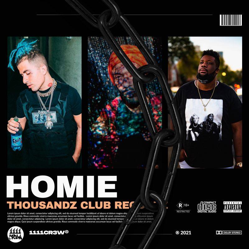 Collaboration Rap internationale nommée «Homie» de Rarri, Fernando Triff et Fat Ju