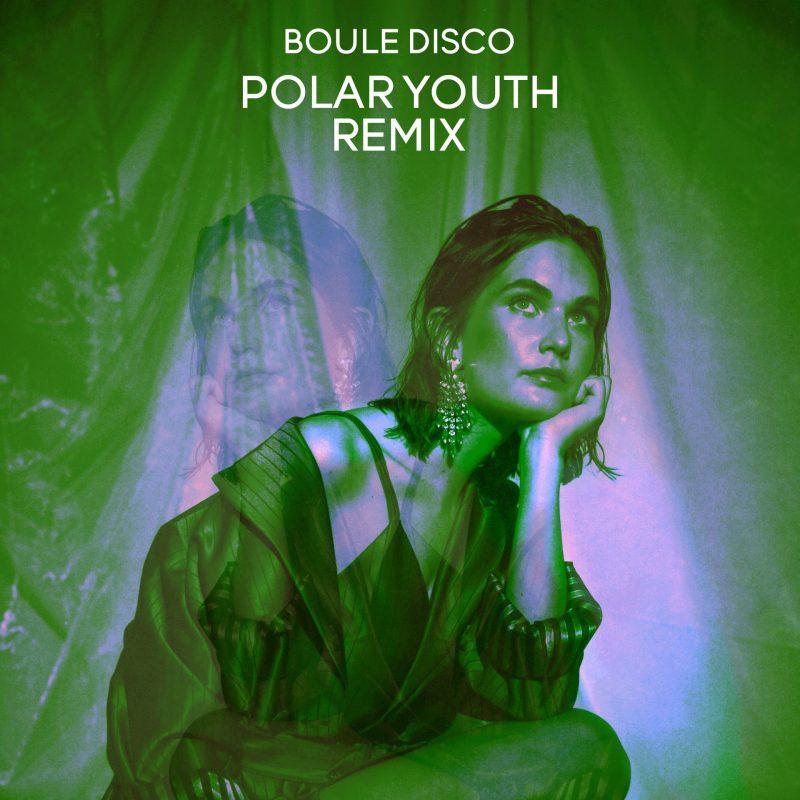 Découvrez l'univers Future Pop de la chanteuse belge La Manou et son titre «Boule disco» remixé par Polar Youth
