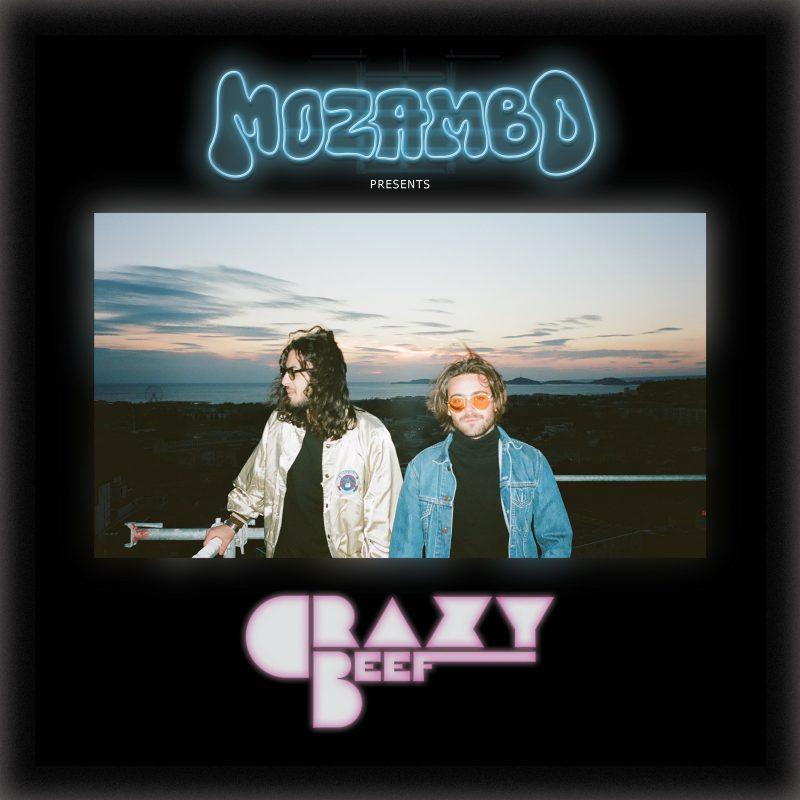 Nu-disco française avec Mozambo et le titre «Crazy Beef»