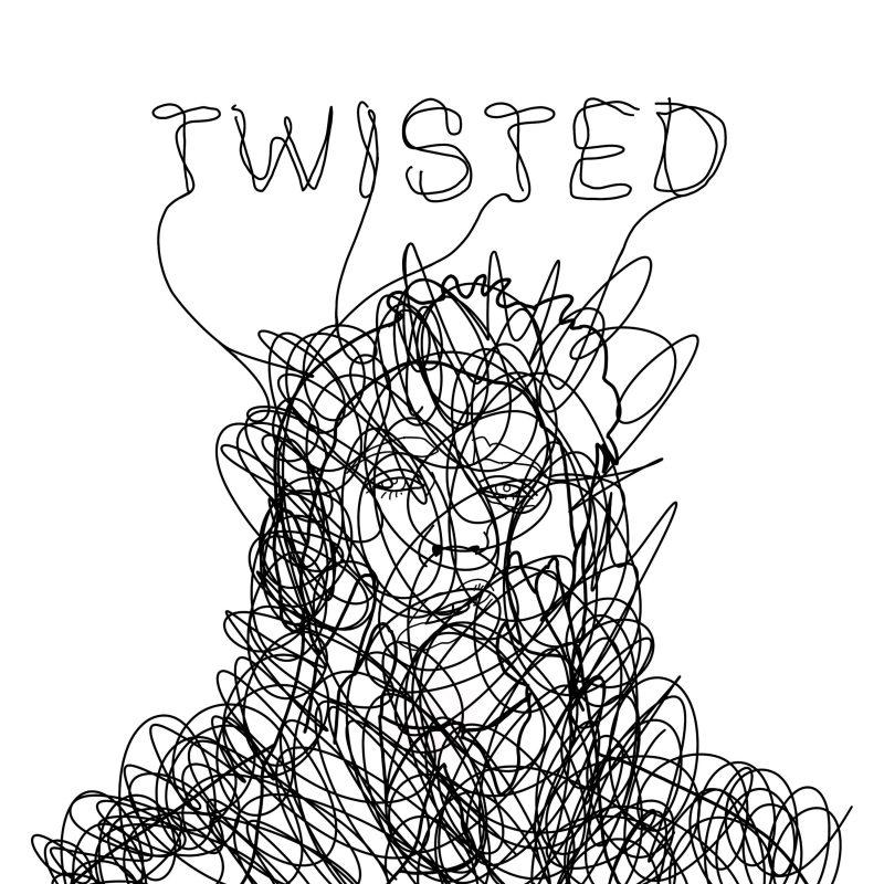 Upbeat RnB Latin avec Jackson Breit et le titre «Twisted»