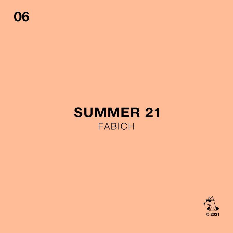 L'allemand Fabich est de retour avec une Disco Soul estivale nommée «Summer 21»