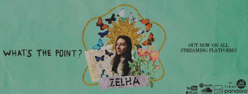 SynthPop Alternative avec Zelha sur «What's The Point»