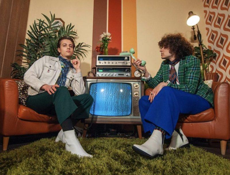 Découvrez le dernier clip de Moon Walker «The TV made me do it»
