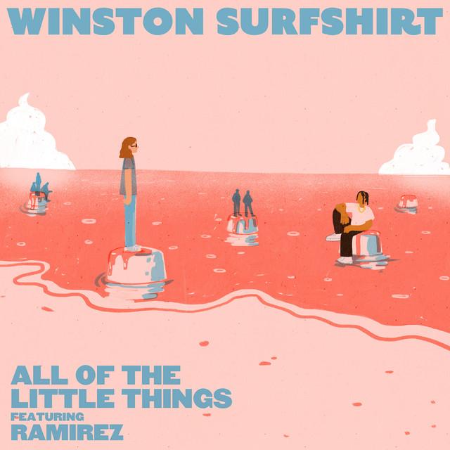 Lo-fi Hip Hop avec Winston Surfshit et le titre «All the Little things» feat Ramirez