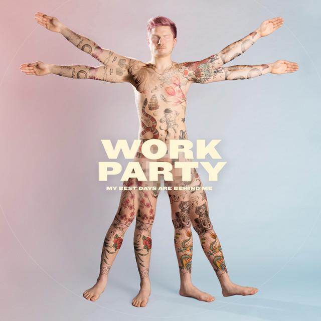 Découvrez le nouveau clip animé de Work Party sur «Average White Man»