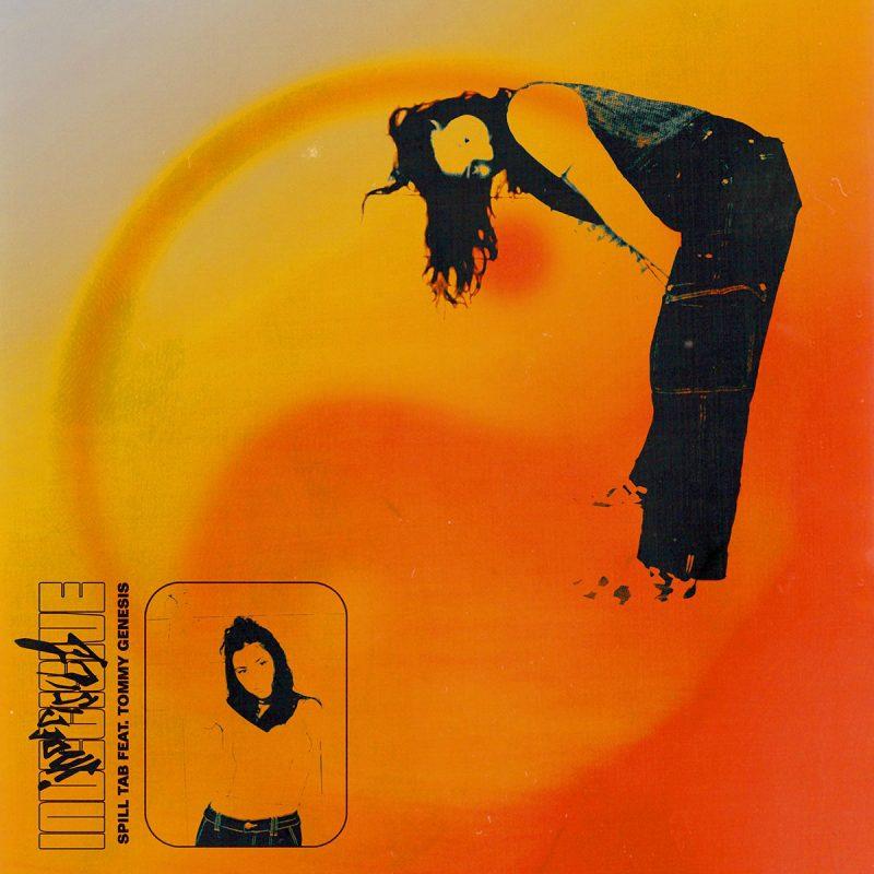 Spill Tab et Tommy Genesis nous embarquent dans un  Lo-fi Pop Footwork nommé «Indesicive»