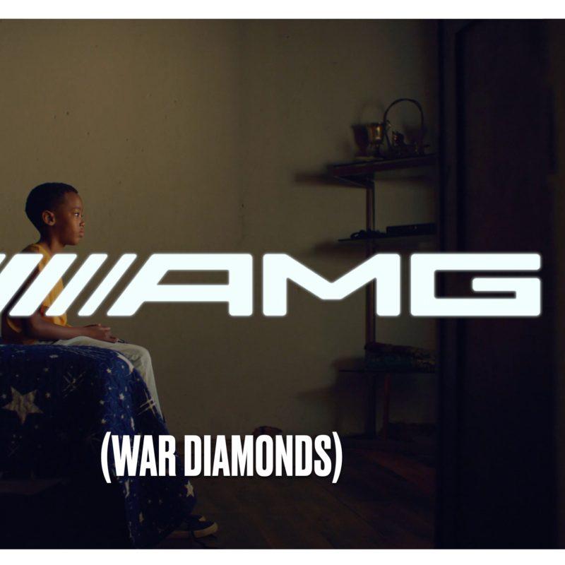 Fosho nous épate avec son clip nommé A.M.G (War diamonds)