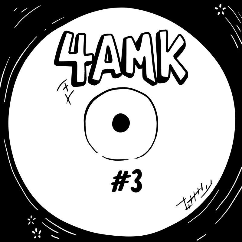 UK Grime Jungle avec 4am Kru et le titre «4AMK3 (Golden Boy)»