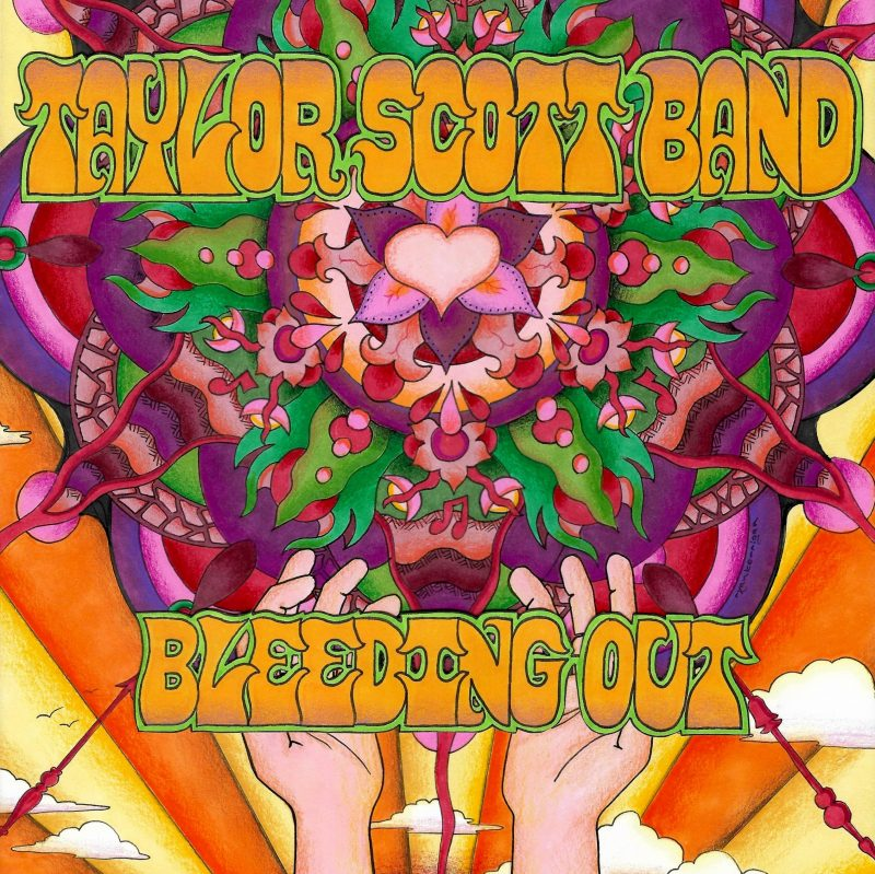 Funk Americana avec Taylor Scott Band sur «Bleeding Out»