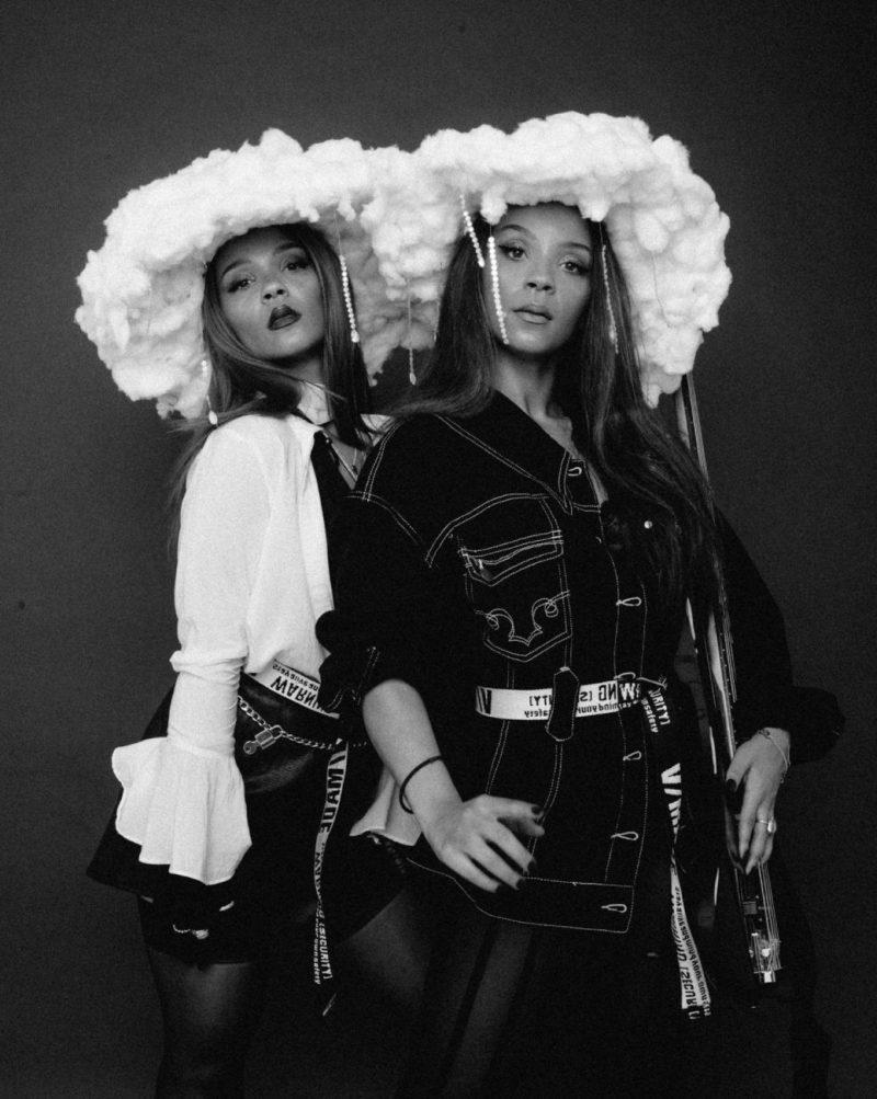 Soul-RnB alternative avec le clip des jumelles The KTNA «Can't stop it»