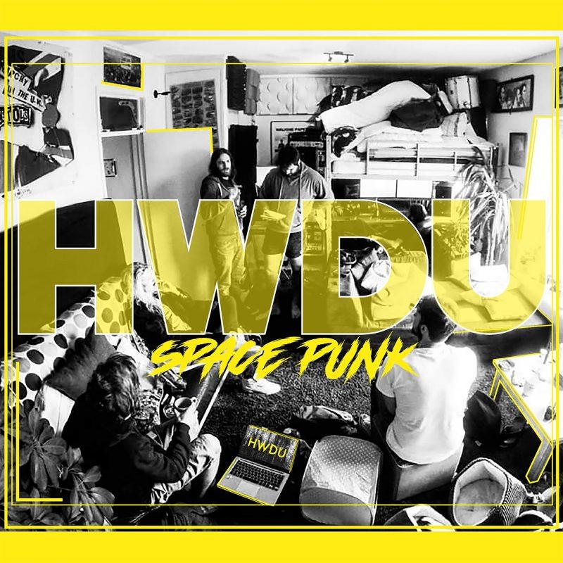 Space Punk, un rock énergétique dévoilé par HWDU