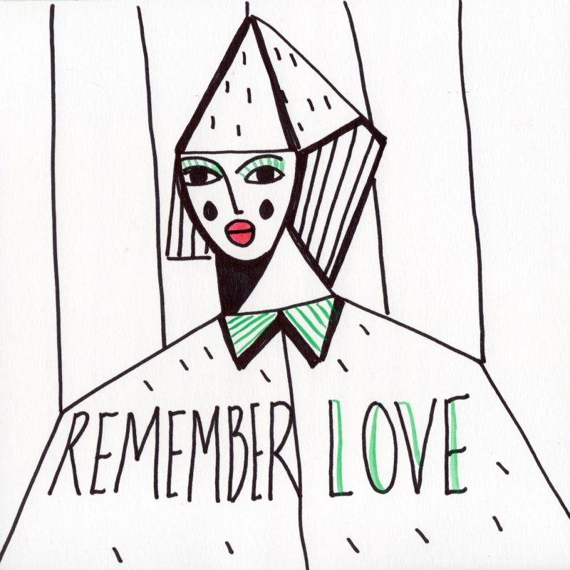 Dream-Pop Psychédélique écossaise de Shebeat sur «Remember Love»