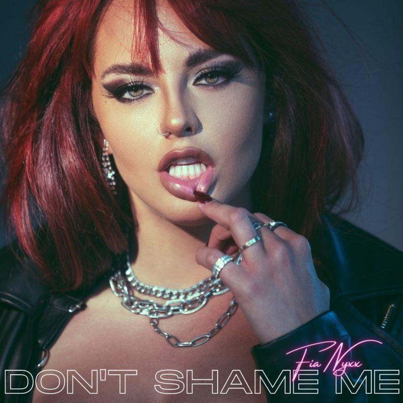 Pop Soul Rétro revisitée avec Fia Nyxx et le titre «Don't Shame Me»