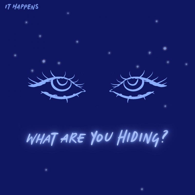 Cap sur l'Australie à la découverte deIt Happenssur «What Are You Hiding»