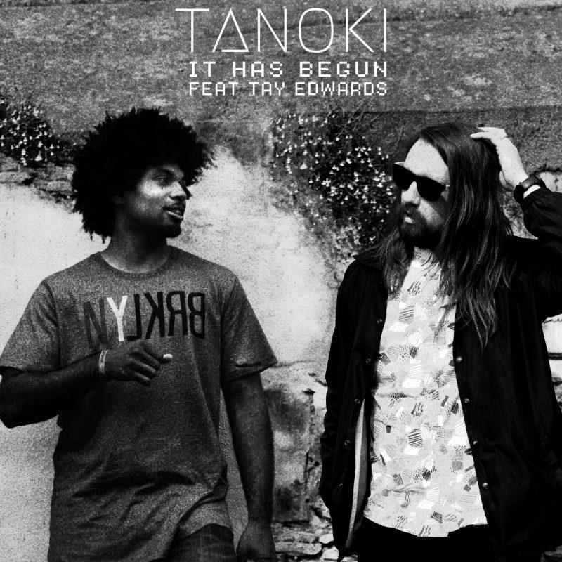 Tanoki nous offre son Indie-Pop Rap nommée «It Has Begun»