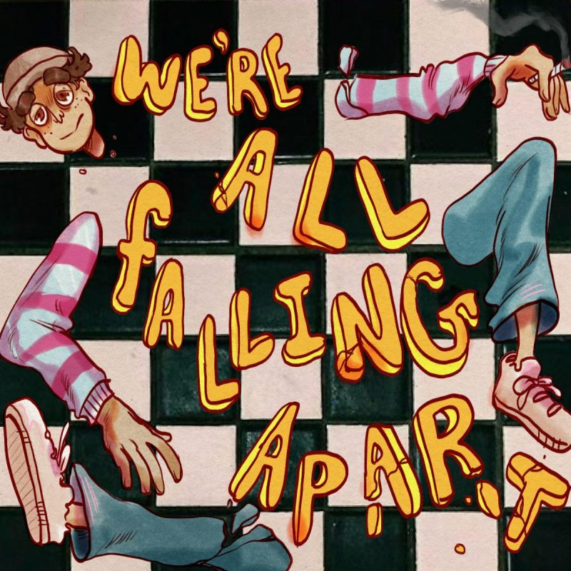 Indie Pop-Rock du soir avec OCTAVIO The Dweeb sur «We're All Falling Apart»
