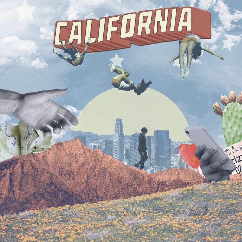 Pop-Rock Alternatif du dimanche avec White Novels et le titre «California»