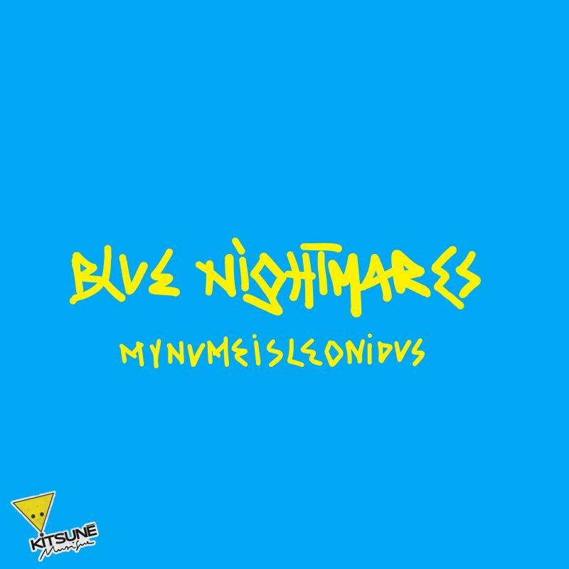 Rap à la grecque avec Mynameisleonidas sur le titre «Blue nightmares»