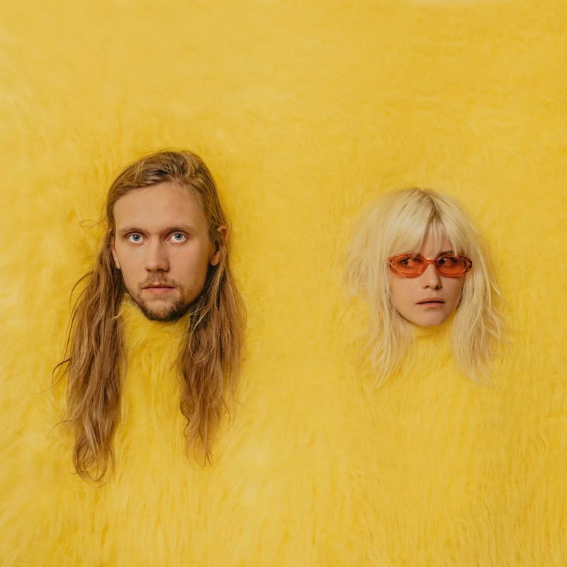 Indie Dream Pop-Rock avec le duo Pale Moon sur le titre «Strange Days»