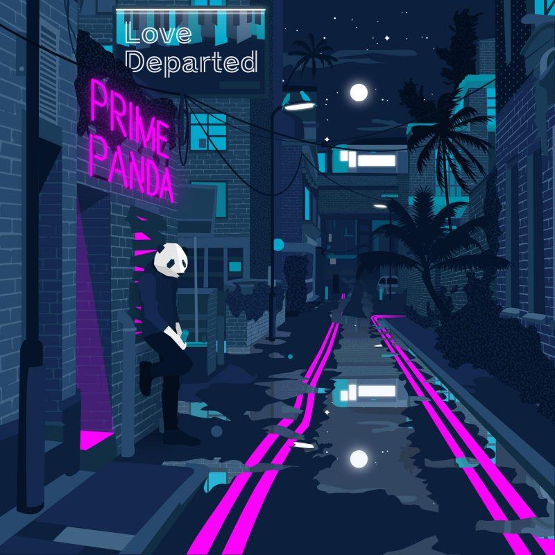 Neo-Soul Acid Jazz électro avec Prime Panda sur «Love Departed»
