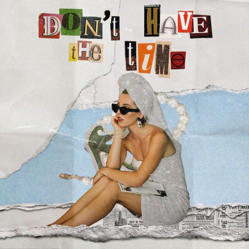 The Letter Elle nous présente sa Pop RnB nommée «Don't Have The Time»